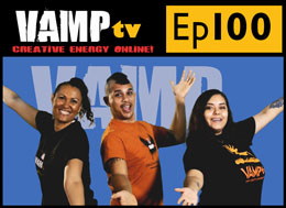 Episode 100 Series 8 VAMPtv