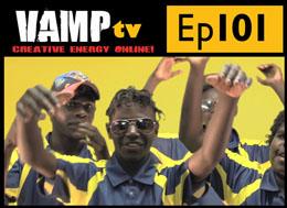 Episode 101 Series 8 VAMPtv