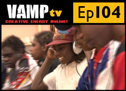Episode 104 Series 8 VAMPtv