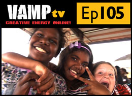Episode 105 Series 8 VAMPtv