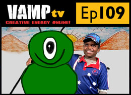 Episode 109 Series 8 VAMPtv