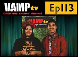 Episode 113 Series 8 VAMPtv