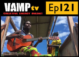 Episode 121 Series 9 VAMPtv