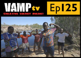 Episode 125 Series 9 VAMPtv