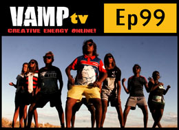 Episode 99 Series 8 VAMPtv