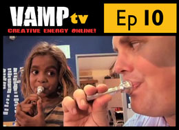 Episode 10 Series 2 VAMPtv