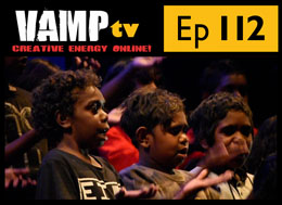 Episode 112 Series 8 VAMPtv