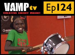 Episode 124 Series 9 VAMPtv