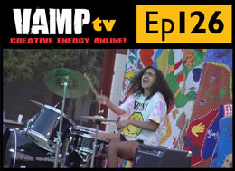 Episode 126 Series 9 VAMPtv